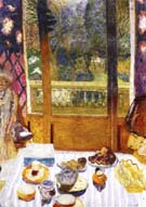 Pierre Bonnard The Breakfast Room 1930