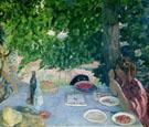 Pierre Bonnard The Cherry Tart 1908