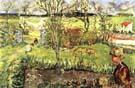 Pierre Bonnard Early Spring 1908