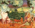 Pierre Bonnard Pastoral Symphony 1916