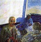 Pierre Bonnard The Sailing Excursion 1924