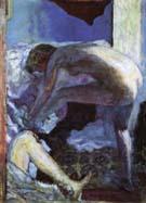 Pierre Bonnard Nude in Blue 1924