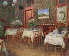 Vincent van Gogh Interior of a Restaurant 1887