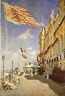 Claude Monet Hotel des Roches Noires Trouville 1870