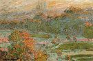Claude Monet The Tuileries 1875