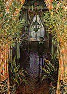 Claude Monet Corner of Apartment Argenteuil 1875