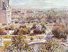 Claude Monet The Tuileries Paris Spring 1876