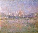 Claude Monet Vetheuil in the Fog 1879