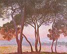 Claude Monet Juan les Pins 1888