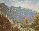 Claude Monet The Petite Creuse (Sunlight) 1889