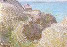 Claude Monet Gorge of the Petit Ailly (Varengeville) 1896