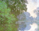 Claude Monet Morning on the Seine near Giverny 1896