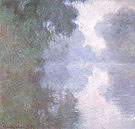 Claude Monet Morning on the Seine near Giverny 1896 2