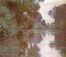 Claude Monet Morning on the Seine near Giverny 1897 2