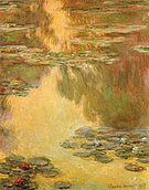 Claude Monet Water Lilies 1907