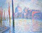 Claude Monet The Grand Canal Venice 1908