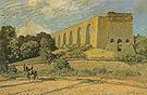 Alfred Sisley The Aqueduct at Marly 1874