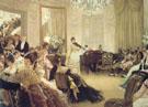 James Tissot The Concert 1875