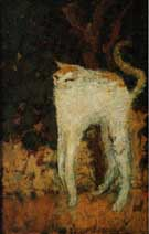 Pierre Bonnard White Cat 1894