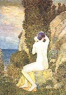 Childe Hassam Aphrodite