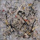 Jackson Pollock No 18 1950