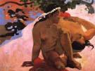Paul Gauguin Are you Jealous (Aha oe feii)