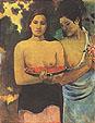 Paul Gauguin Tahitian Women