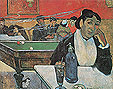 Paul Gauguin Night Cafe at Arles 1888