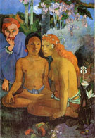 Paul Gauguin Barbarous Tales