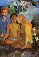 Paul Gauguin Barbarous Tales