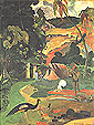 Paul Gauguin Peacocks