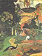 Paul Gauguin Peacocks