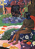 Paul Gauguin Her Name is Vairaumati 1892