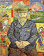 Vincent van Gogh Portrait of Pere Tanguy