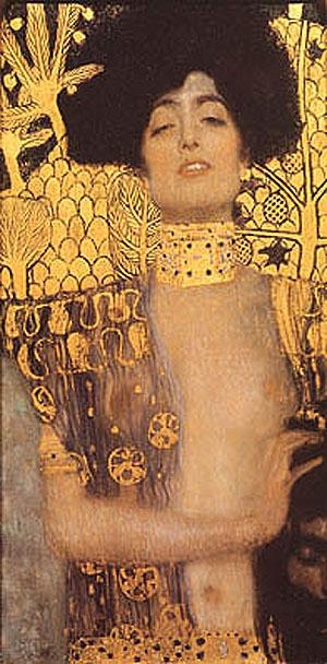 Gustav Klimt Judith 1 1901