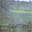 Gustav Klimt Unterach on the Attersee
