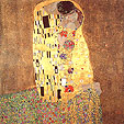 Gustav Klimt The Kiss 1907