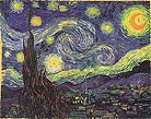 Vincent van Gogh The Starry Night