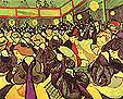 Vincent van Gogh The Dance Hall in Arles