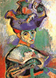 Matisse Woman with the Hat