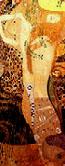 Gustav Klimt Water Serpent 1
