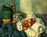 Paul Cezanne Still Life with Olive Jar