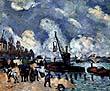 Paul Cezanne The Seine at Bercy