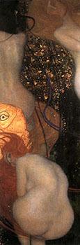 Gustav Klimt Goldfish 1901/02