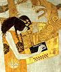 Gustav Klimt Hymn to Joy Detail 2 1902