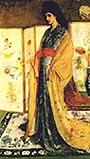 James McNeill Whistler La Princess du Pays 1864