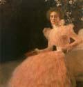 Gustav Klimt Portrait of Sonja Knips 1898