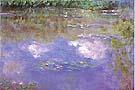 Claude Monet Waterlilies Clouds 1903